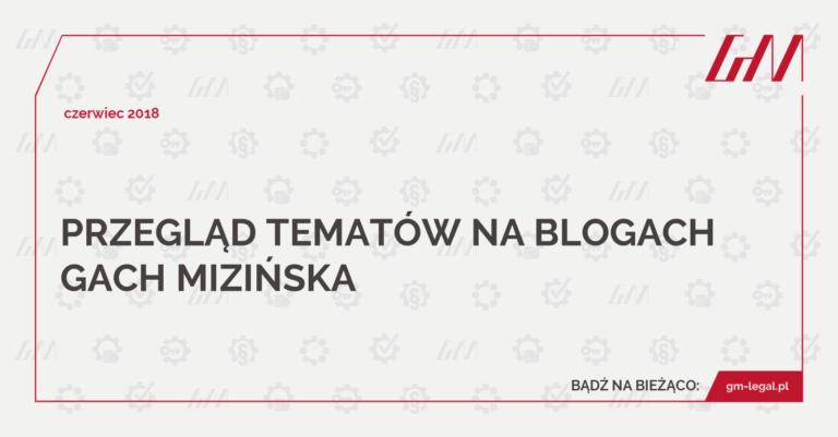 przegląd tematów blogowych