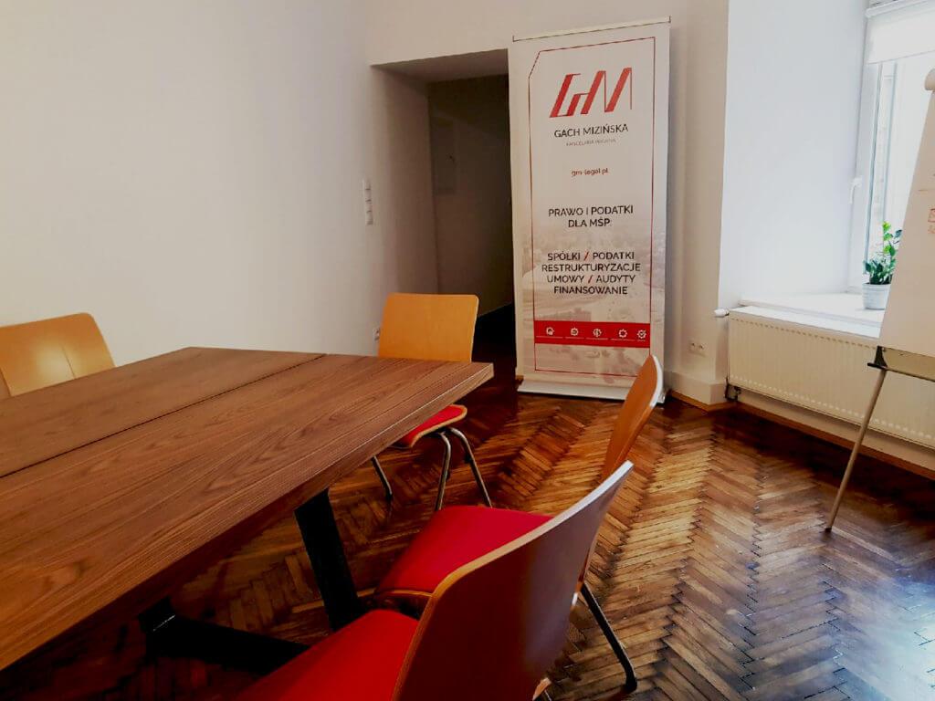 biuro kancelaria prawna Kraków GACH MIZIŃSKA