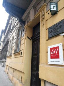 siedziba kancelarii prawnej GACH MIZIŃSKA wKrakowie