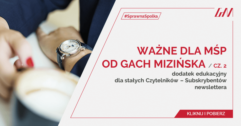 ważne dla MŚP cz.2